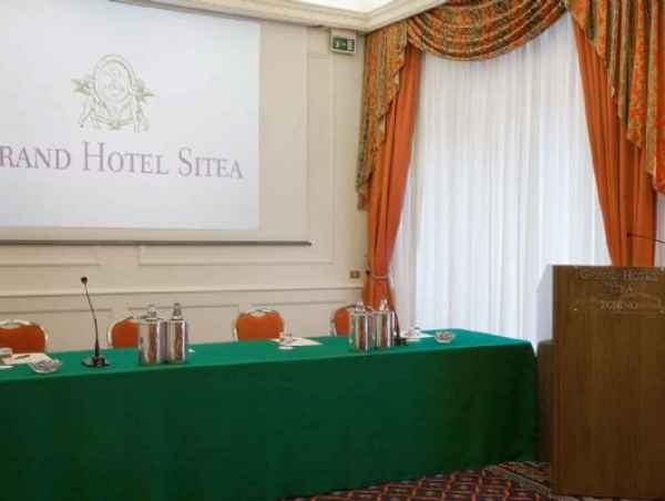 Affitta sale meeting di Grand Hotel Sitea a Torino